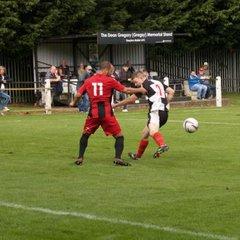 Shepton Mallet AFC Vs Melksham Town