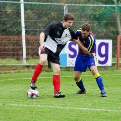 Ashton & Blackwell Vs Shepton Mallet AFC
