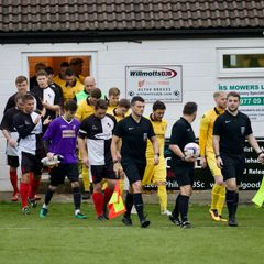 Shepton Mallet AFC Vs Buckland Athletic