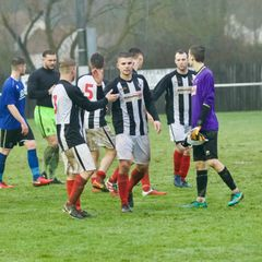Hallen FC Vs Shepton Mallet AFC