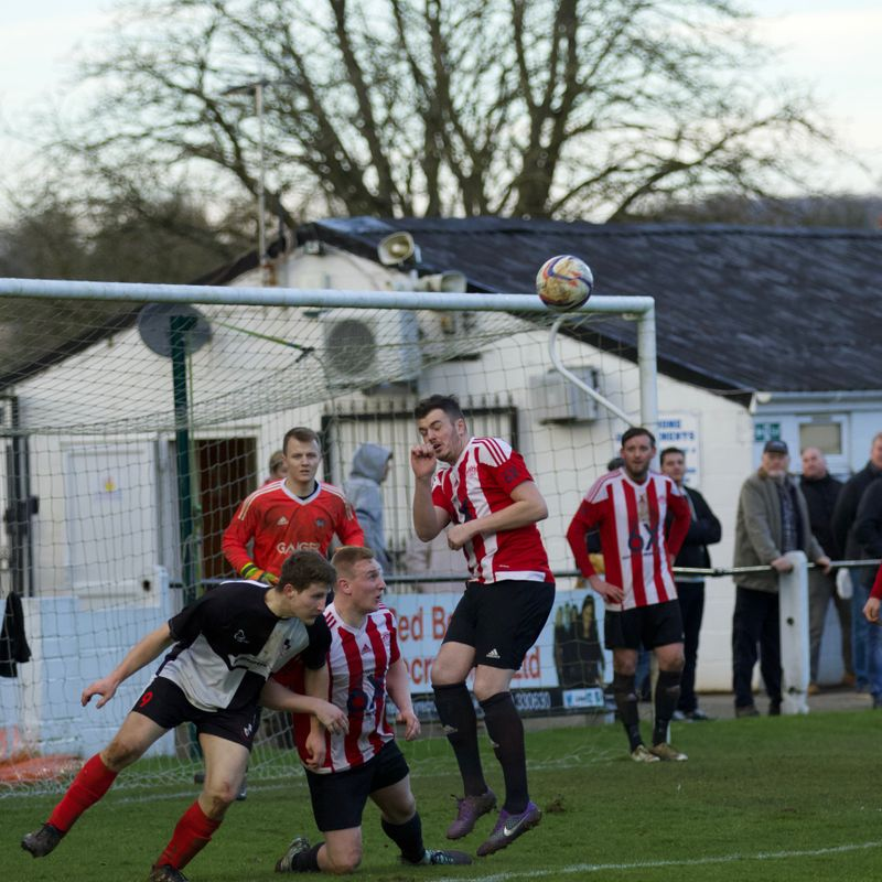 Shepton Mallet AFC Vs Devizes Town (cup)