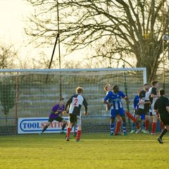 Clevedon Town AFC Vs Shepton Mallet AFC