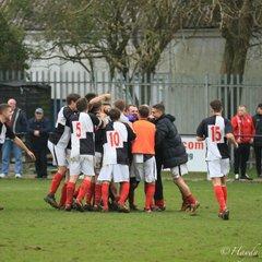 Shepton Mallet AFC Vs Bridport