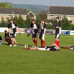 Shepton Mallet AFC Vs Buckland Athletic  (Les Phillips cup)