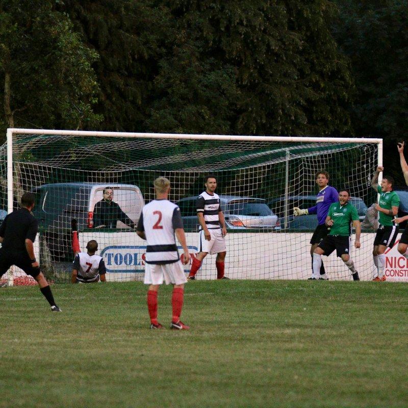 Westbury United Vs Shepton Mallet AFC
