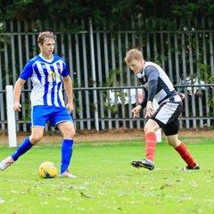Shepton Mallet AFC Vs Bridgwater Town