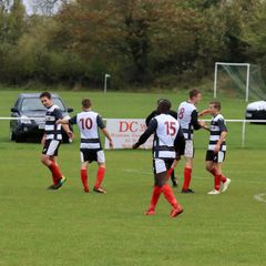 Hengrove Athletic FC Vs Shepton Mallet AFC