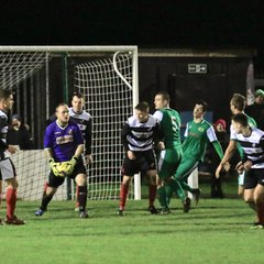 Shepton Mallet AFC Vs Hengrove Athletic