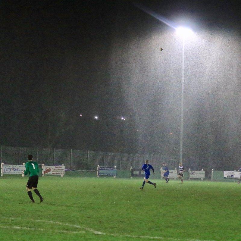 Shepton Mallet AFC Vs Hallen AFC