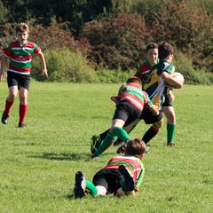 U14/13's v Trentham 18thSep2016