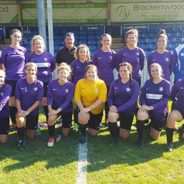 Ladies aim to make it 4 from 4 at home to AFC Bedhampton