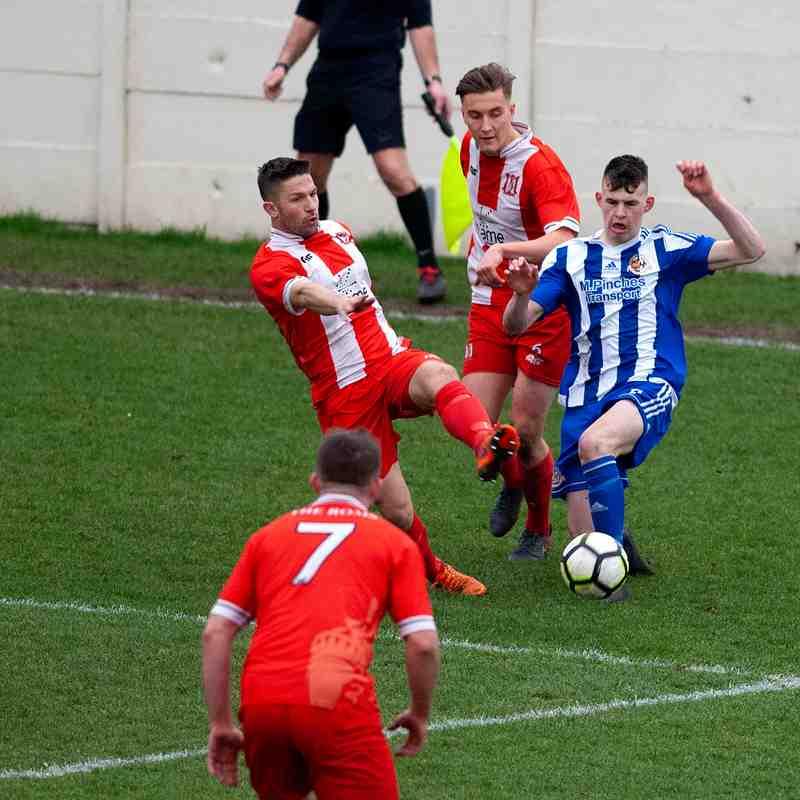 WcFC V Romulus 0-2 Pix@PaulFrance.co.uk ©2019 Paul D France (Worcester News)