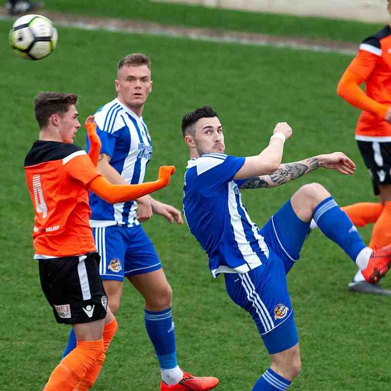 WCFC vs Boldmere St Michaels 1-2 ©Paul France/WriteAngleMedia
