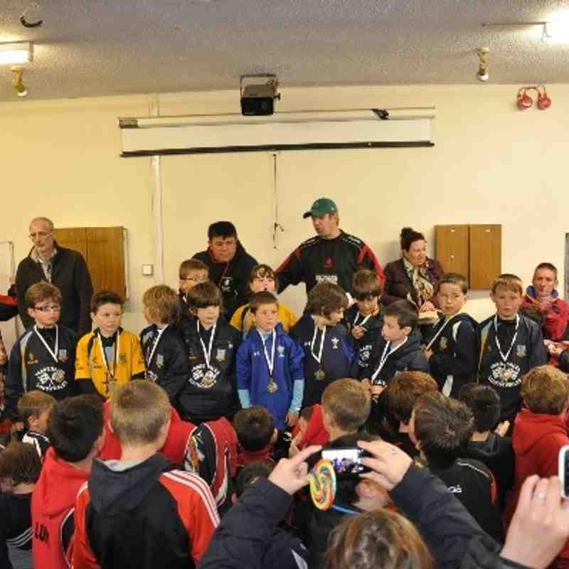 U8's Nelson Tournament 12.5.13
