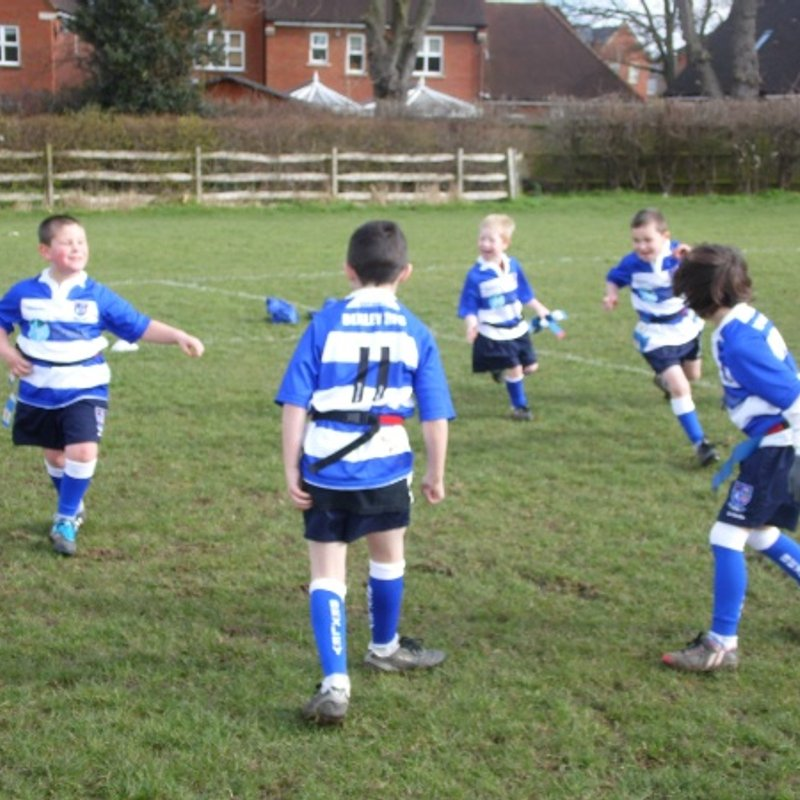 Bexley RFC mini / junior section needs new players (ages 3 - 14)