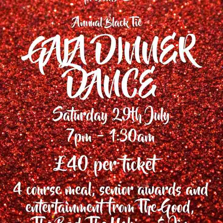 Gala Dinner Dance
