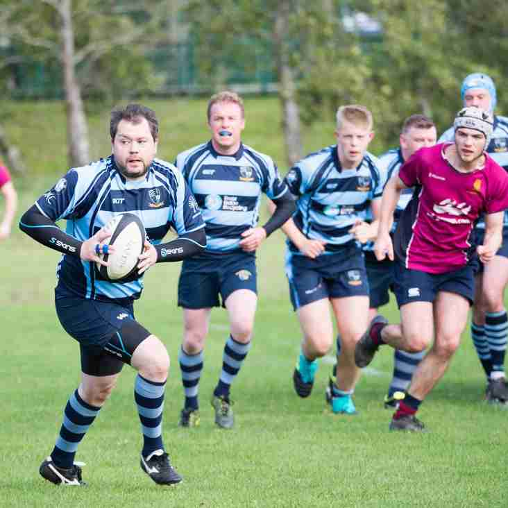 Fours Win at Academy - Sat 29 Sept 18