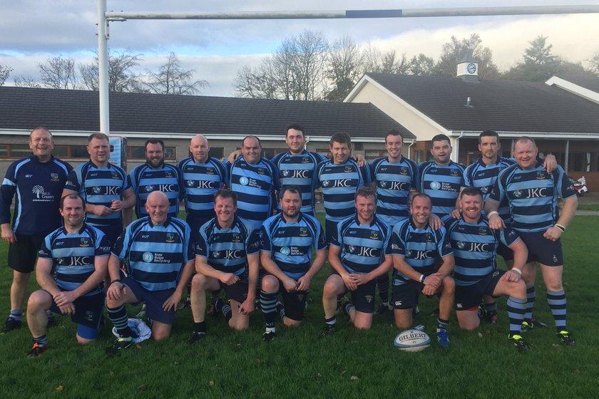Ballymoney 4ths     18  -  17    Coleraine 3rds.
