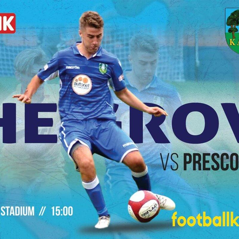 Match Preview: Kidsgrove Athletic vs Prescot Cables