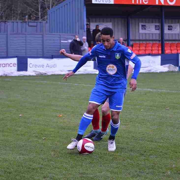 Match Report: Kidsgrove Athletic 0-1 Radcliffe FC