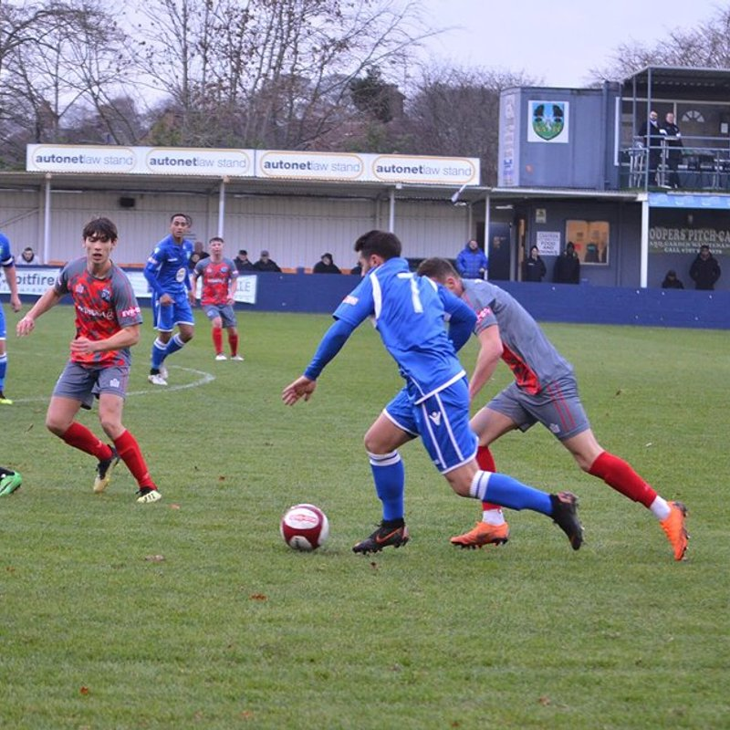 Match Preview: Kidsgrove Athletic vs Tamworth