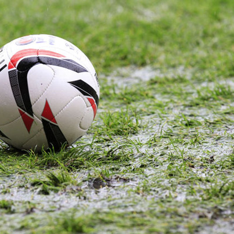 Game Postponed: Kidsgrove Athletic P-P Tamworth