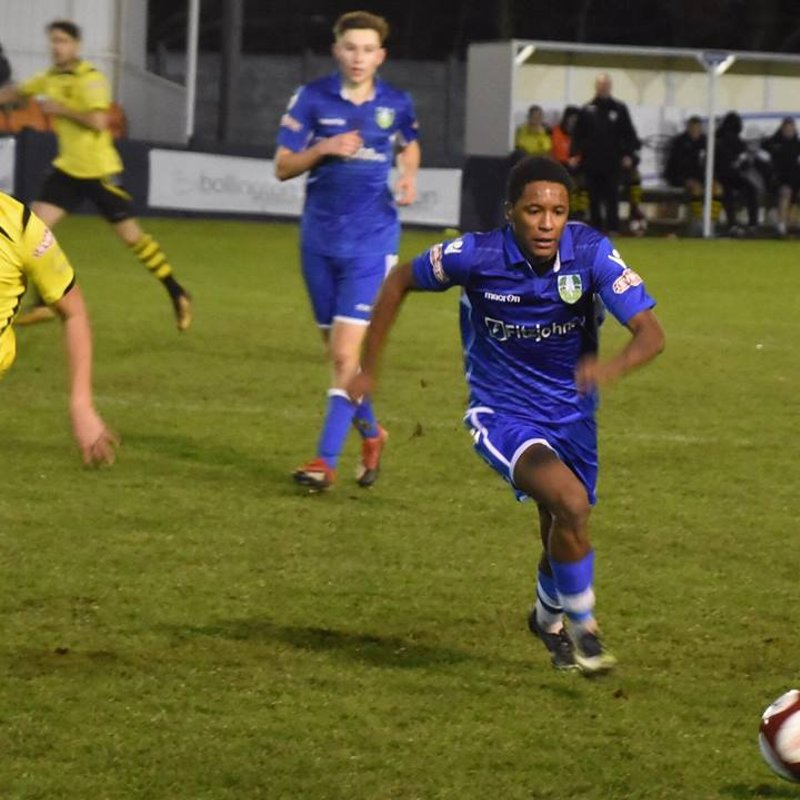 Match Preview: Kidsgrove Athletic vs Tamworth FC