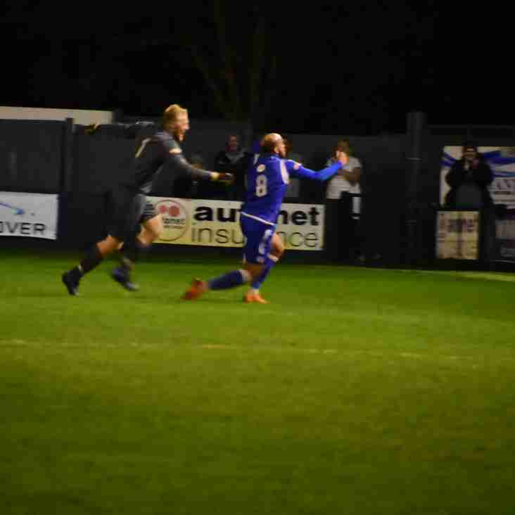 Match Report: Kidsgrove Athletic 4-0 Mossley