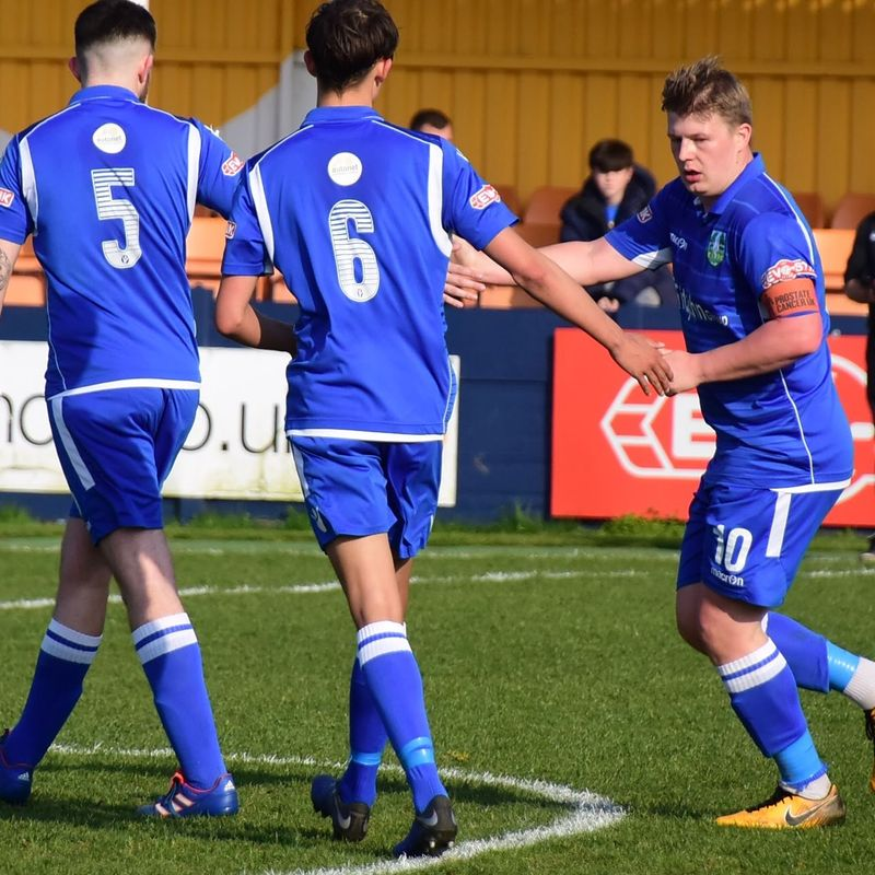 Match Report: Kidsgrove Athletic 4-0 Skelmersdale United