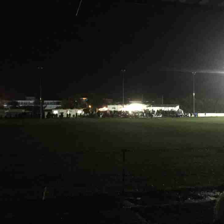 Emirates FA Cup Replay - 2nd Qualifying Round - Live Update - Floodlight Failure