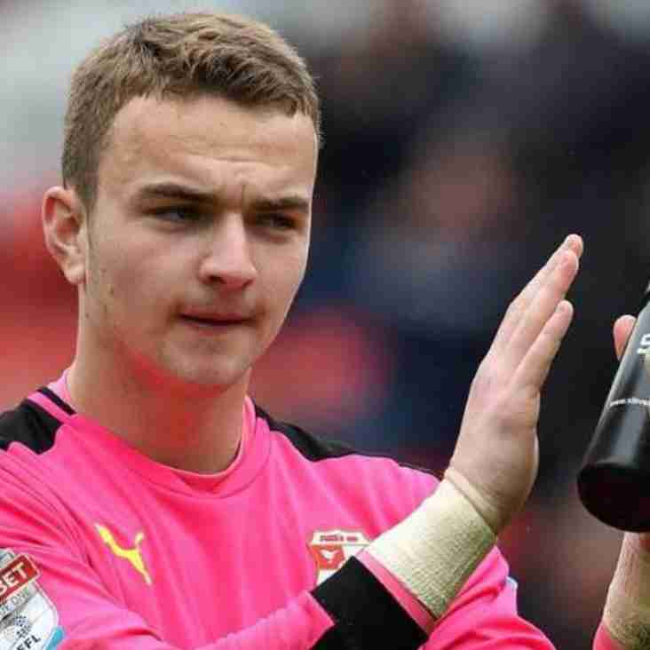 Dunstable Town bring in Swindon Town Goalkeeper on Loan