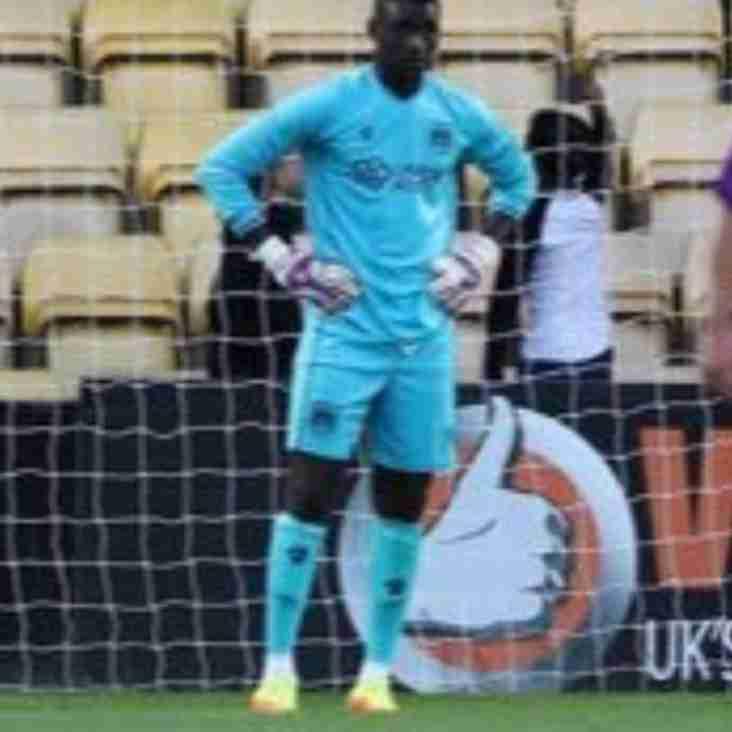 Paulton Rovers loan Keeper