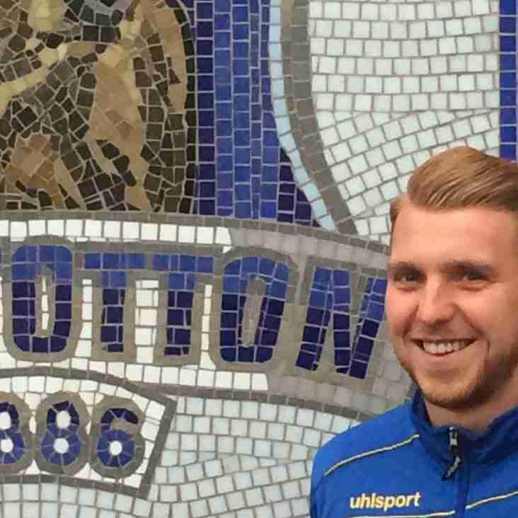 AFC Totton's Feeney spurns Salisbury interest
