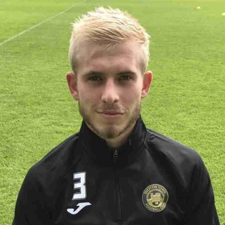 Defender Gregory joins Bideford