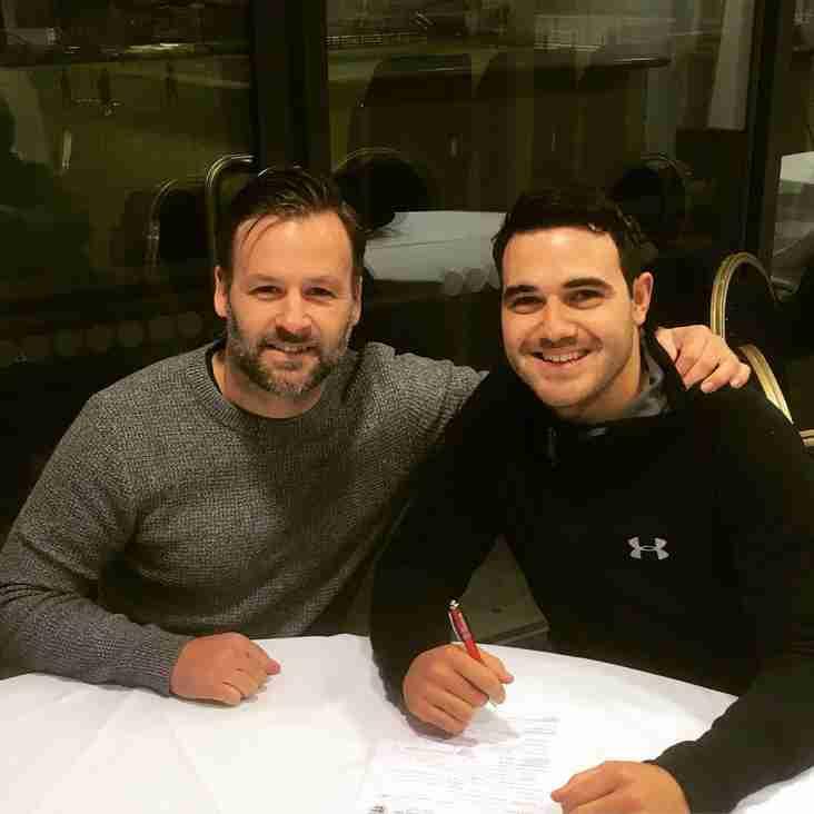 AFC Totton sign a Saint