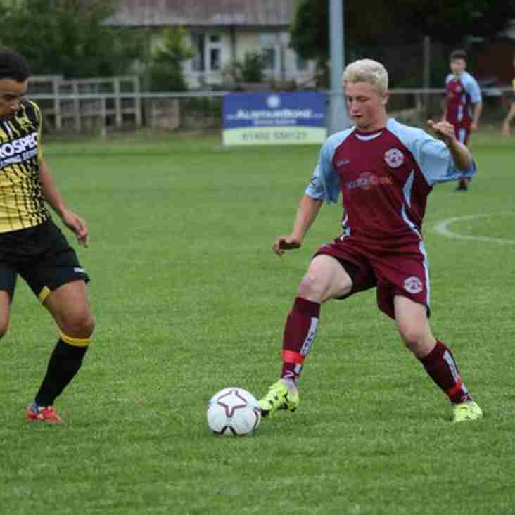Midfielder leaves Slimbridge