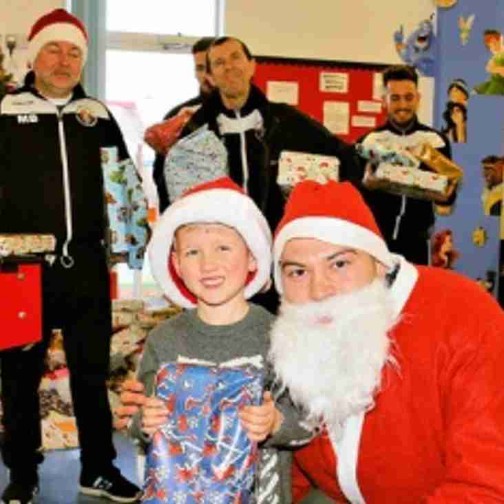 Rebels launch 2017 Christmas Toy Appeal