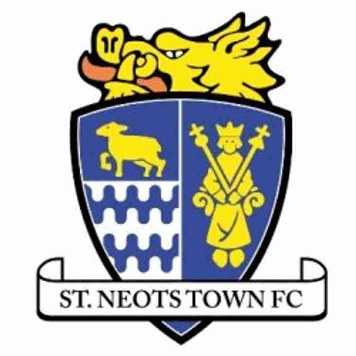 St Neots boss hails his side