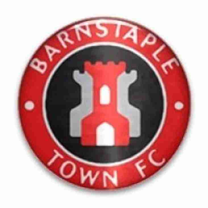 Kevin Darch urges Barnstaple Town players