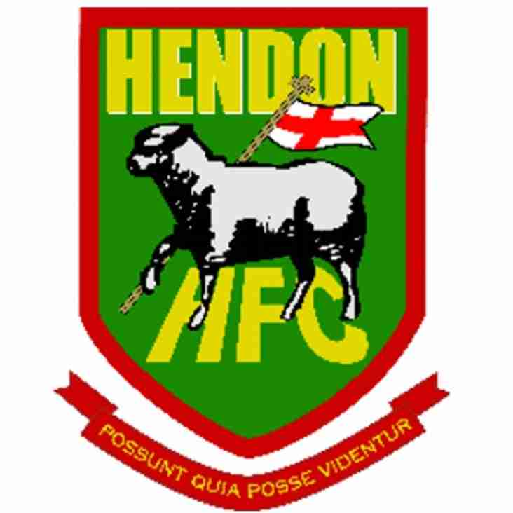 Hendon Snap Up Experienced Striker