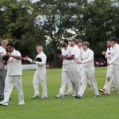 1st XI - Seal Promotion to the Premier League -  The Winning Moments
