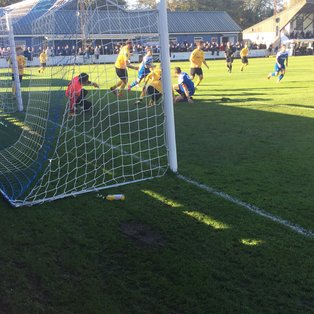 Blues take honours in local derby