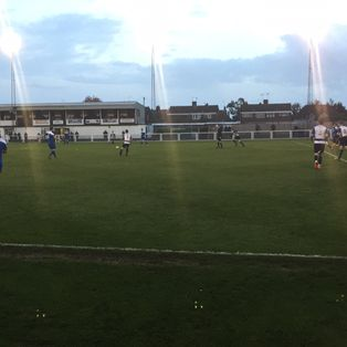 Bury Town come from behind to take the win