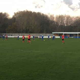 Bury Town suffer due to a poor performance from the match officials
