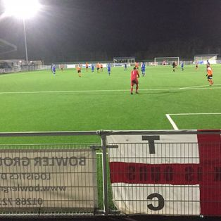 Bury Town slip to defeat at Grays