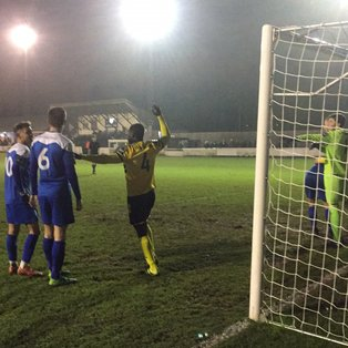 Bury Town get back to winning ways in style