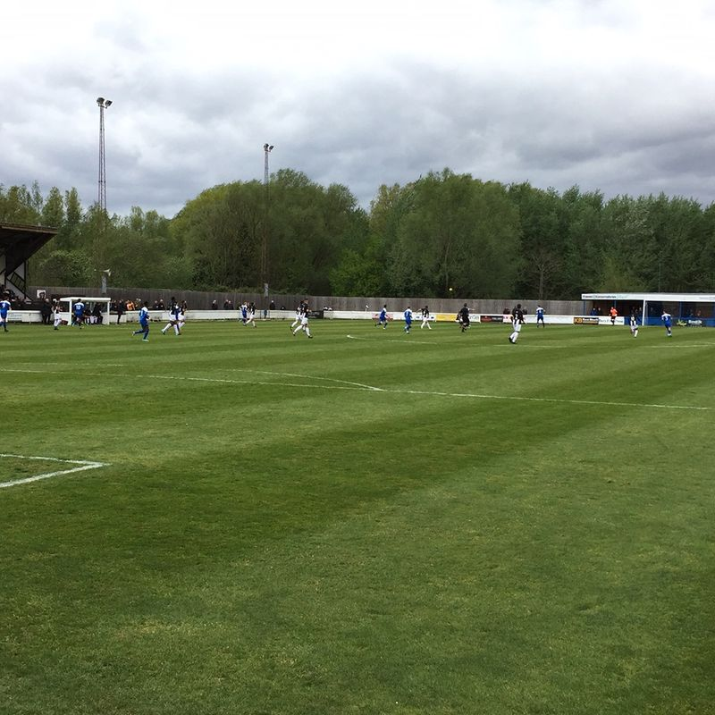 Bury Town defeated but finish the season on a high