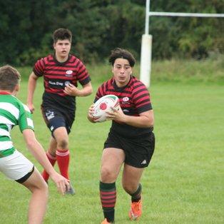Saracens U15 Infidels v. Danie Rossouw Rugby Week