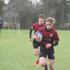 U15 Old Albanians v Crusaders (away) 15:12 - 171217