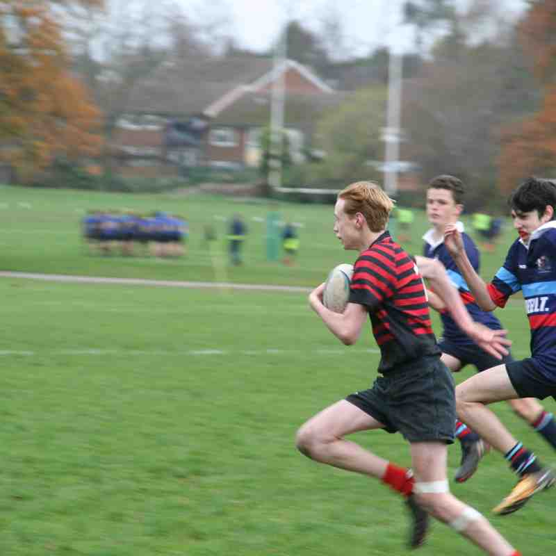 U16 Infidels v Old Grammarians (home) 58:8 - 251118